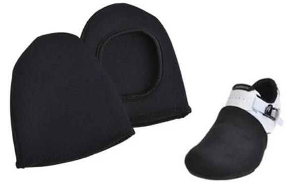 Велобахилы неопреновые на носок обуви 0316