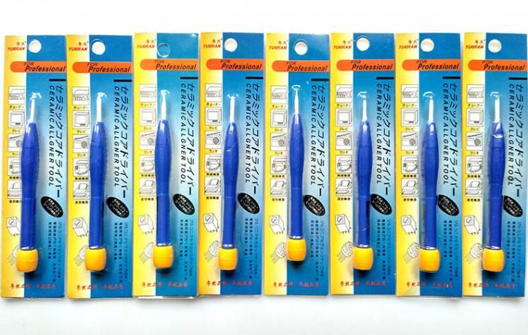 Керамические отвертки (комплект из 8 шт.)
