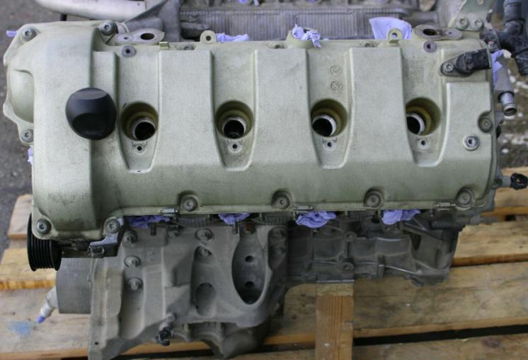 Двигатель Porsche м48.01