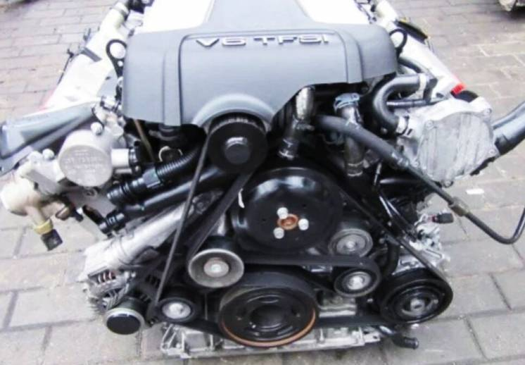 ДВИГАТЕЛЬ 3.0 TFSI CRE CREC AUDI S4 S5 A6 A8 Q7 Двигатель 3.0 ТФСИ