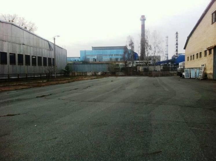 Земельный участок под коммерцию, производство, Киев.