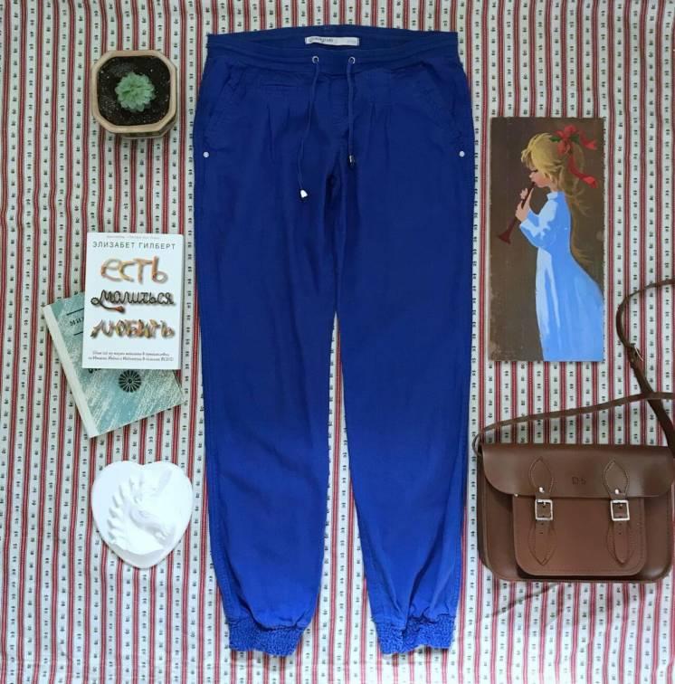 Штаны лен Gloria Jeans размер S 164 (можно для беременных)