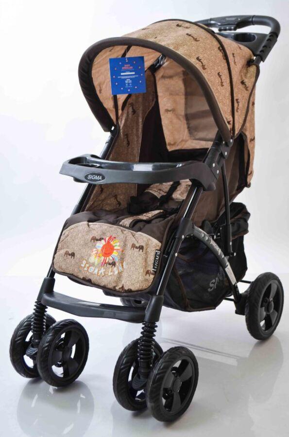 Детская коляска Sigma YK-8F