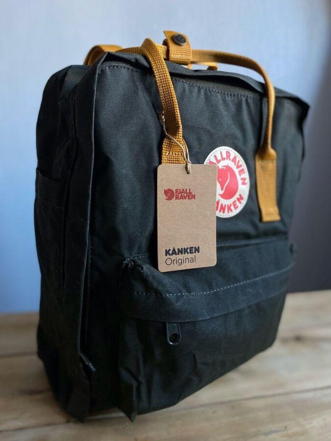 Рюкзак Kanken-backpack-mini Fjallraven Оригинал