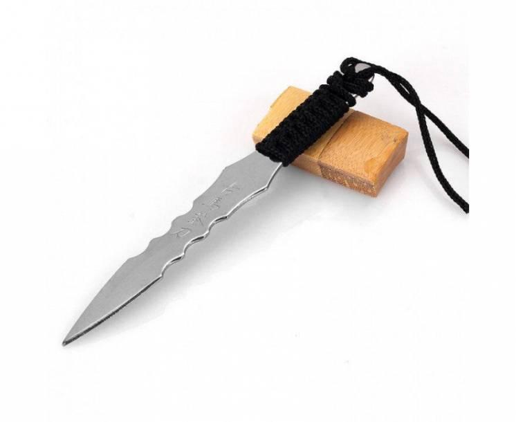 Традиционный нож для китайского чая пуэр