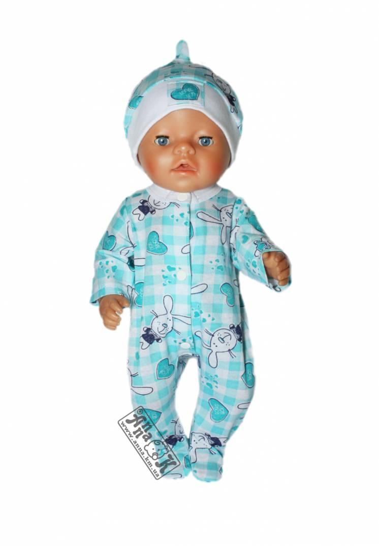 одежда  кукле   Baby born 38 - 42 см
