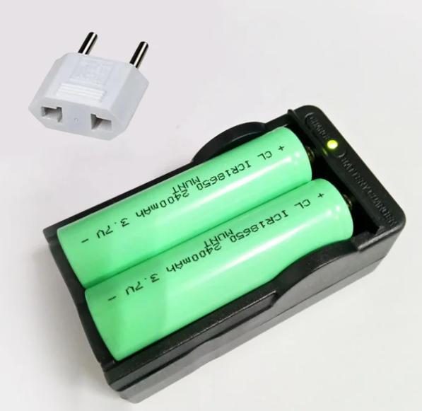 Зарядное устройство для литиевых аккумуляторов 0702