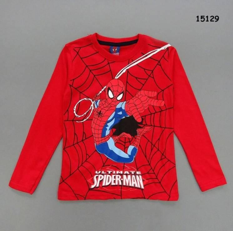 Кофта Spiderman для мальчика. 11-12 лет