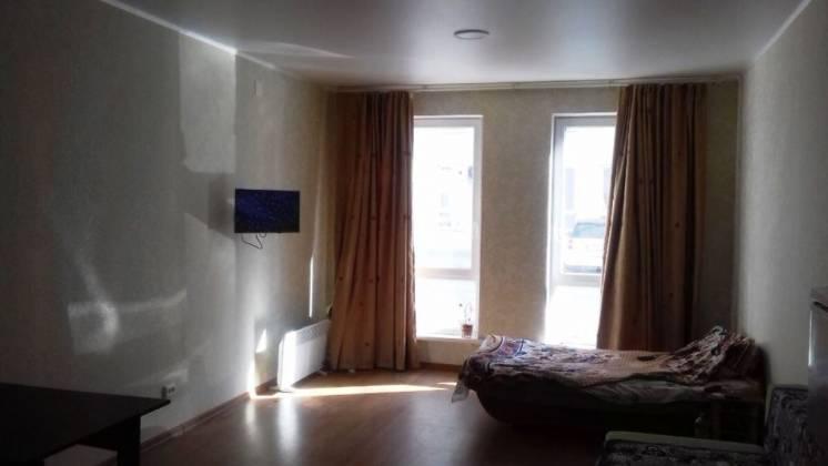 Продам однокомнатную квартиру-студию в новом, уже заселенном доме. Евр