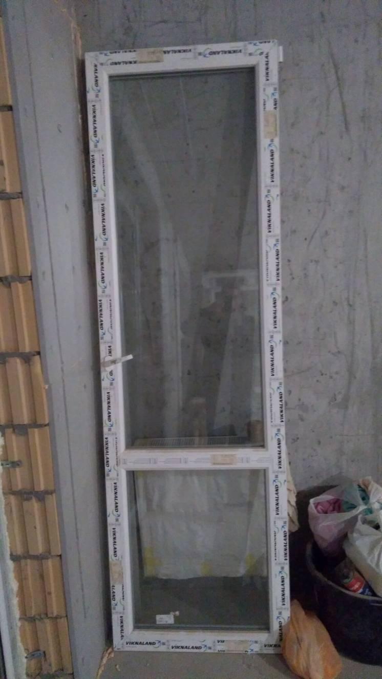 двери на балкон металопластик