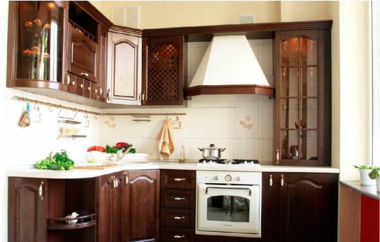 Купить бюджетную кухню Киев