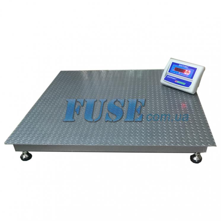 Весы платформенные DV от 1000х1000 до 2000х2000 мм от 500 кг до 3 т