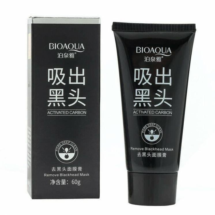 Очищающая маска-пленка Bioaqua