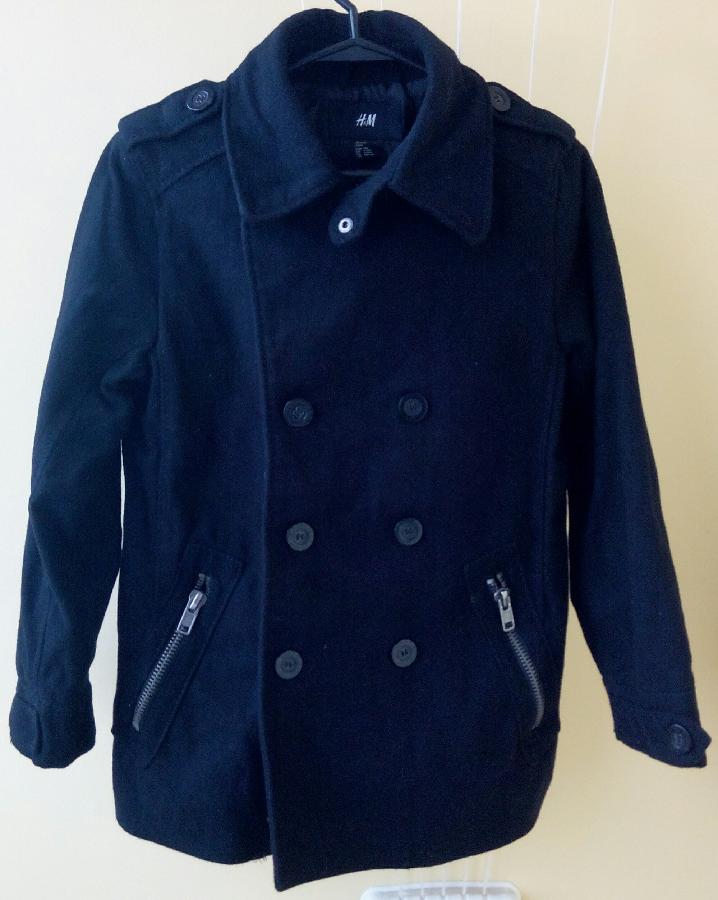 Короткое пальто для мальчика H&M