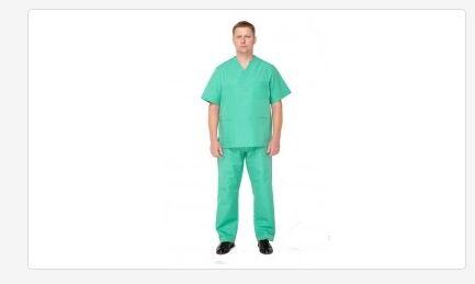 Костюм модельный медицинский мужской