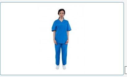 Костюм медицинский модельный женский