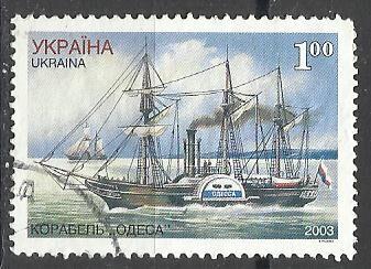 Продам марки Украины  2003