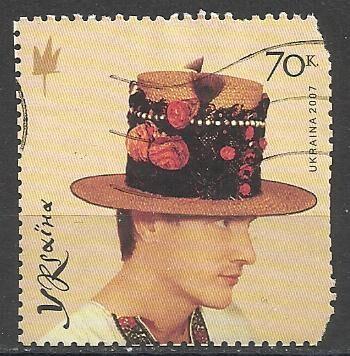 Продам марки Украины  2007