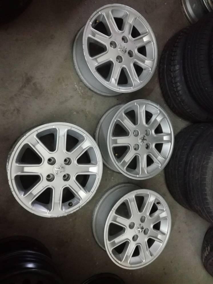 Продам диски для Citroen, Peugeot 6jx16ch4,ET27,4x108,dia65