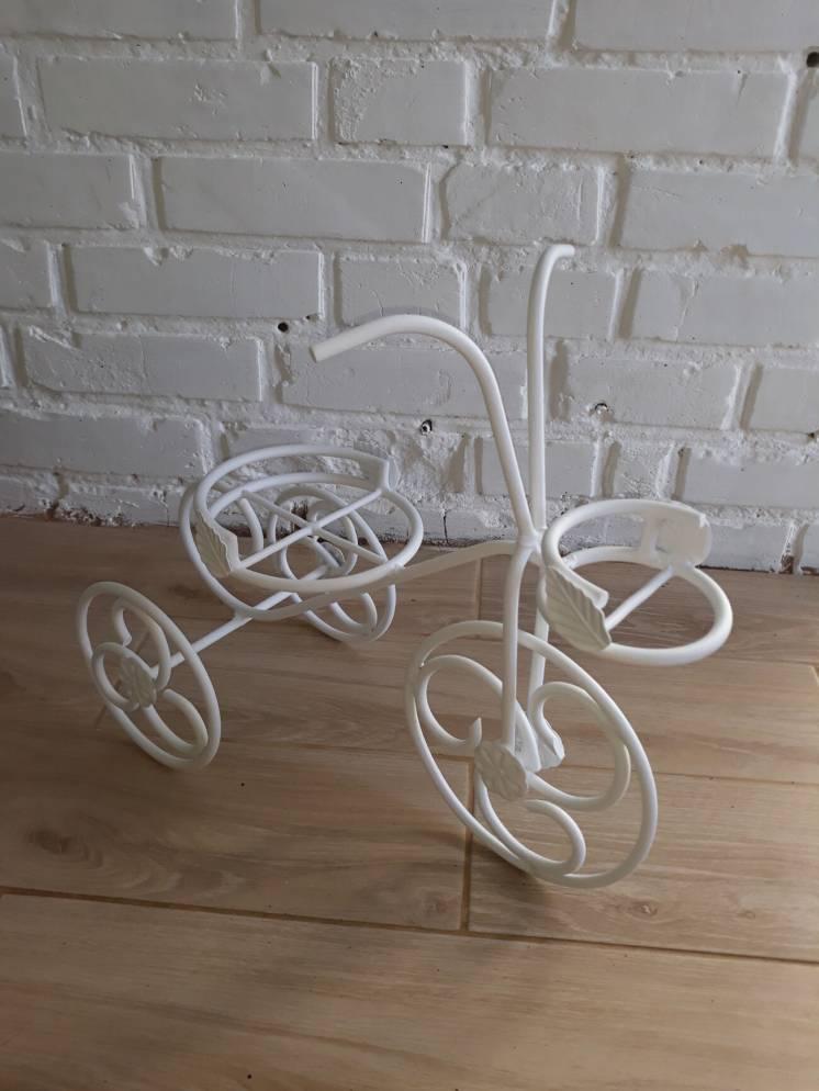 Подставка под цветы, Велосипед