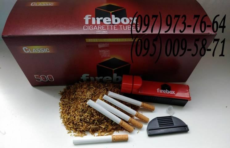 Cигаретные гильзы Firebox 500 шт.