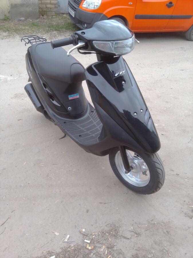 Скутер honda dio-27