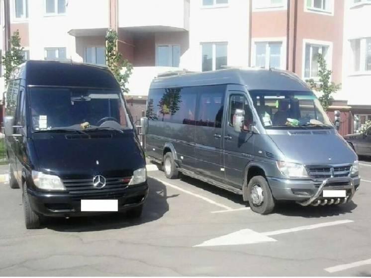 Пассажирские перевозки , заказ микроавтобусов 10-19 мест.