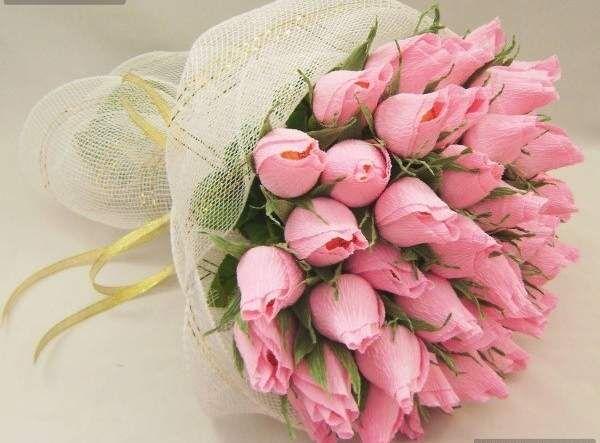 Букети з цукерок, квіти, подарунки