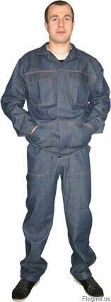 Костюм джинсовый рабочий лучшая цена