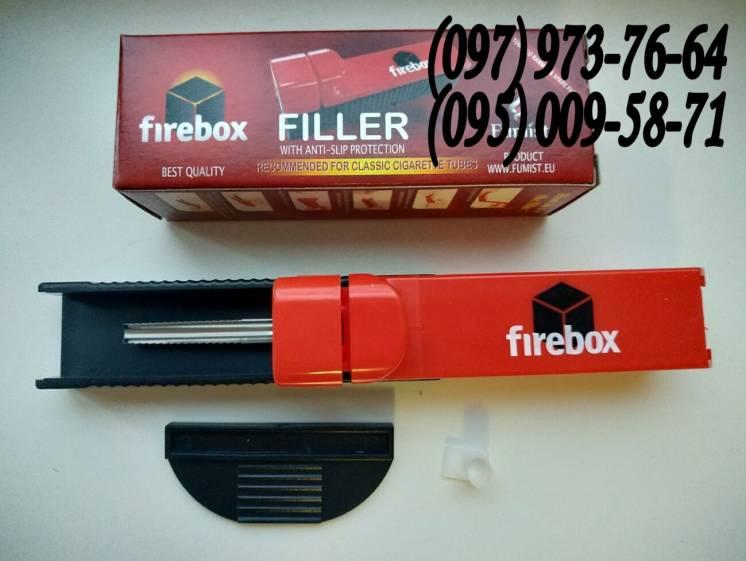 Машинка для набивки сигаретных гильз Firebox