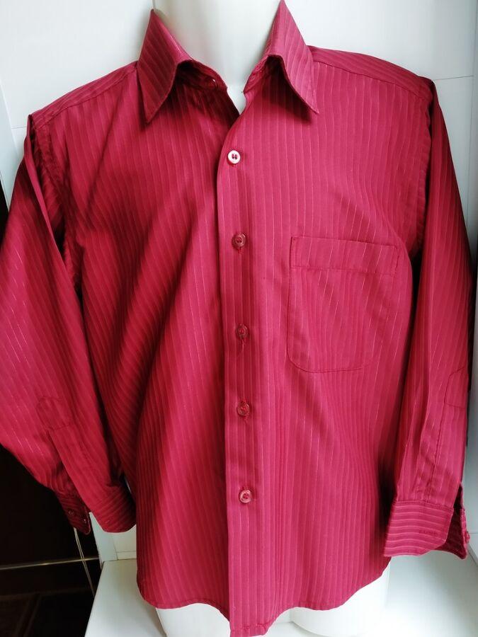 Рубашка с длинными рукавами. Размер 29