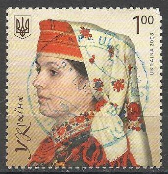 Продам марки Украины  2008