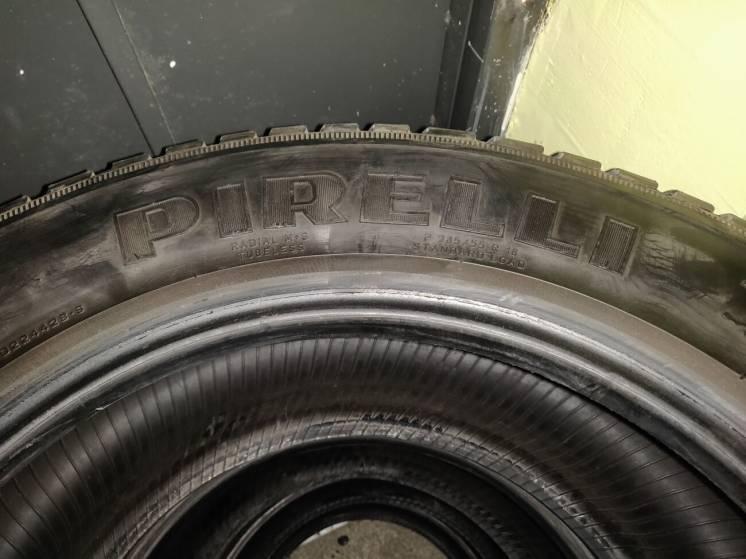 Шины Pirelli Scorpion Zero 285/55 R18 летние 4шт.