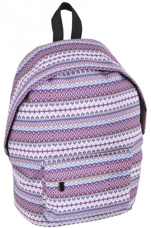 Женский рюкзак PASO 16L, 17-A220KNT сиреневый