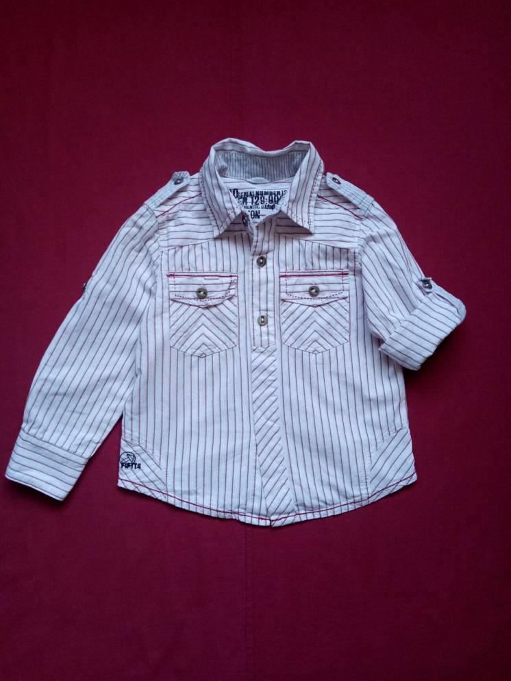 Сорочка Next 92-98 розмір рубашка