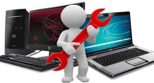 Ремонт аппгрейд и обслуживание компьютеров и нуотбуков