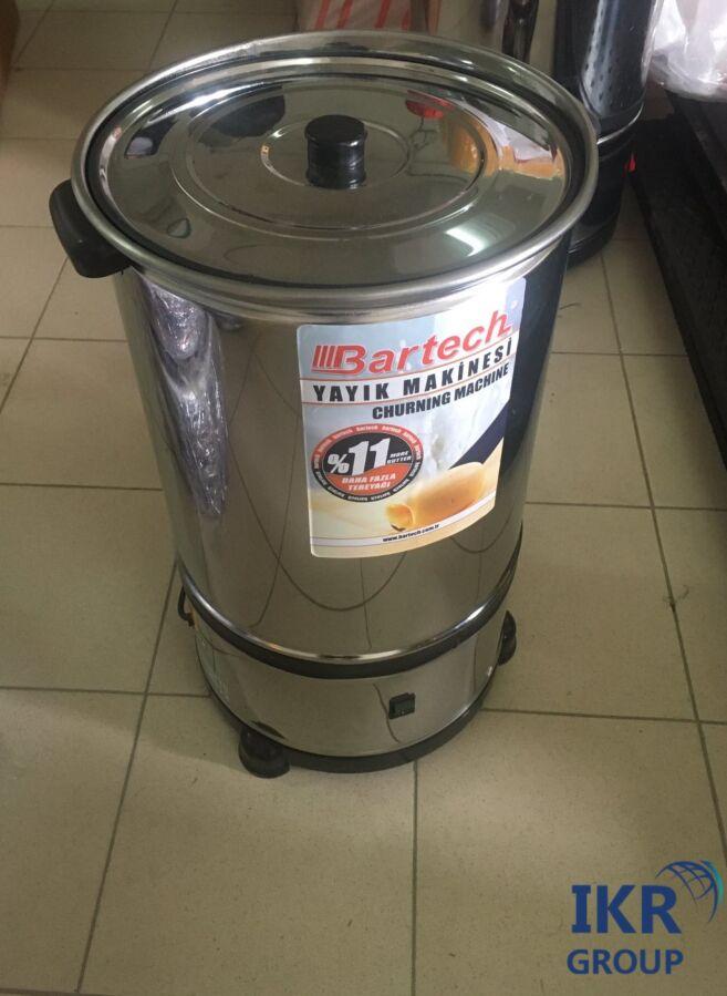 Маслоробний апарат 55 литров