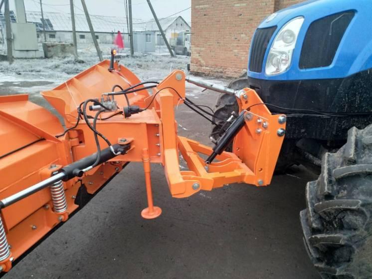 Навіска передня гідравлічна на трактори та автомобілі
