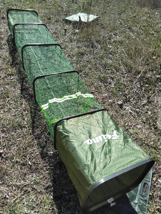 Садок для рыбалки Feima 2.6 метра