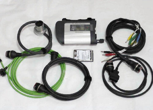 MB Star C4 (Mercedes Star Diagnosis Compact 4) SD Connect - Wi-Fi