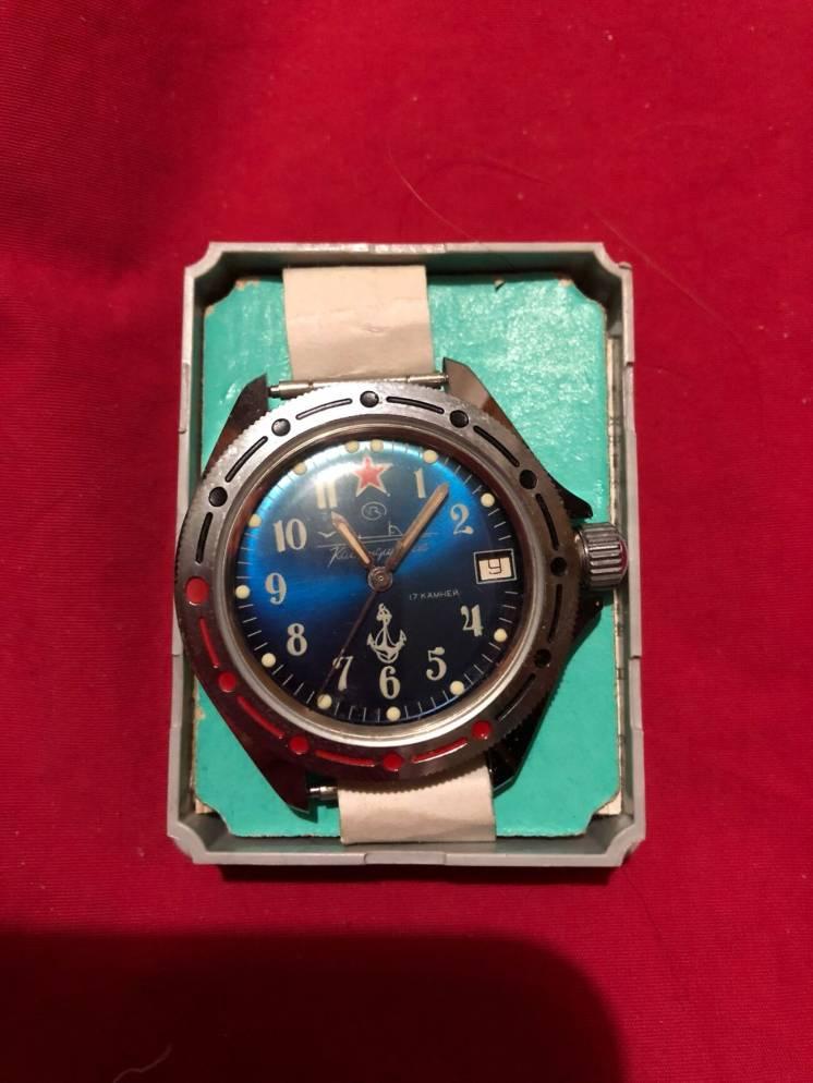 Ссср продам командирские часы часа стоимость специалиста 1с одного