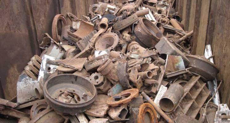 вывоз металлолома из гаражные кооперативы ,дач,дом, объектов