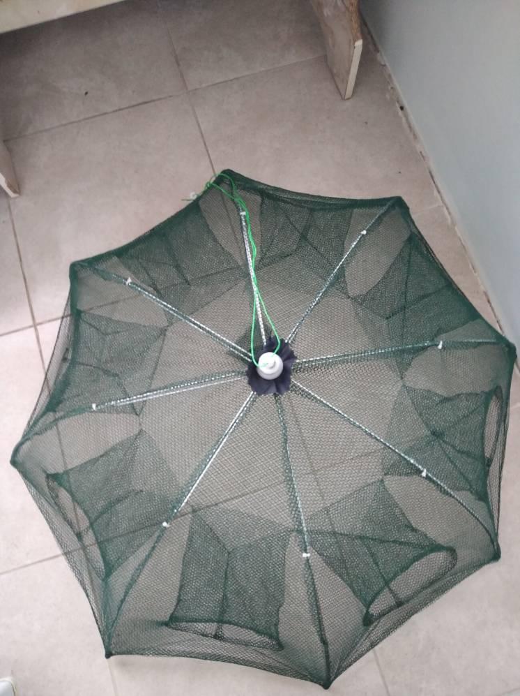Раколовка зонт 8 входов Д90 смХ арьков самовывоз