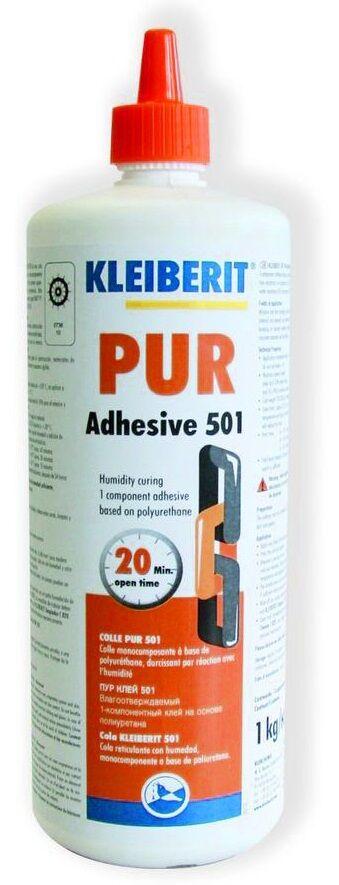 Полиуретановый клей. Kleiberit 501.0. (1кг). D4