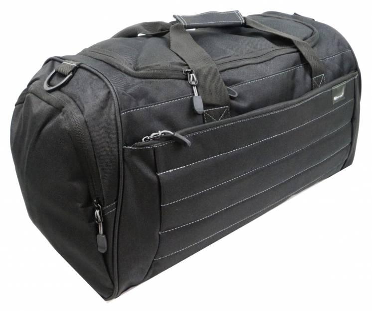 Небольшая дорожная сумка 28L Corvet SB1045-88 черная
