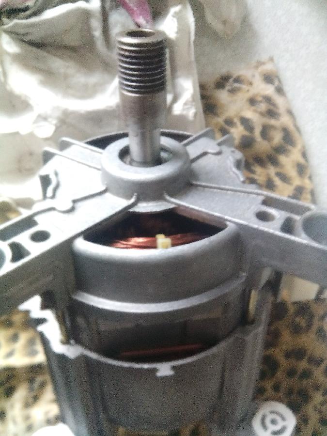 Двигатель//AEG