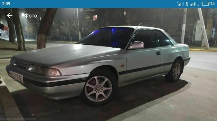 Продам голый кузов Mazda 626 cupe