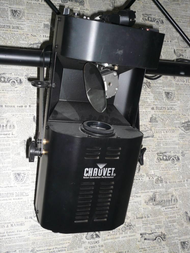 Сканер Chauvet Omega 1 DMX-155 (2 шт.)