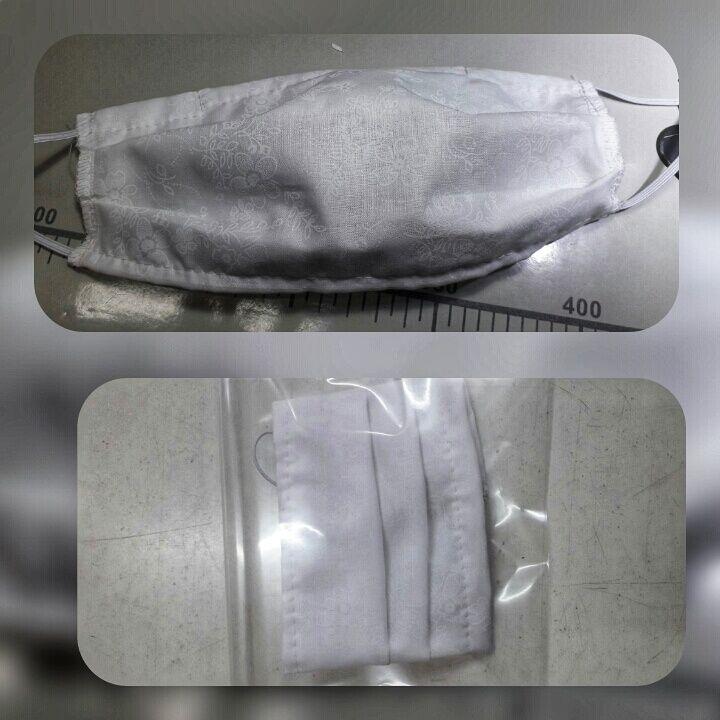 маски для лица многоразовые бязевые белые
