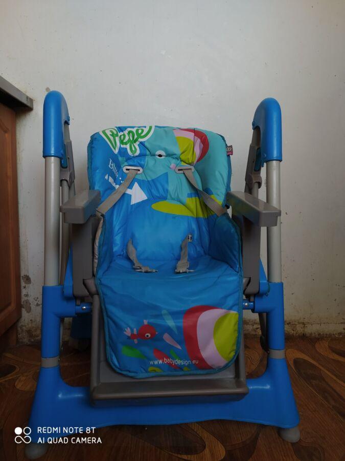 Baby Design  стульчик для кормления
